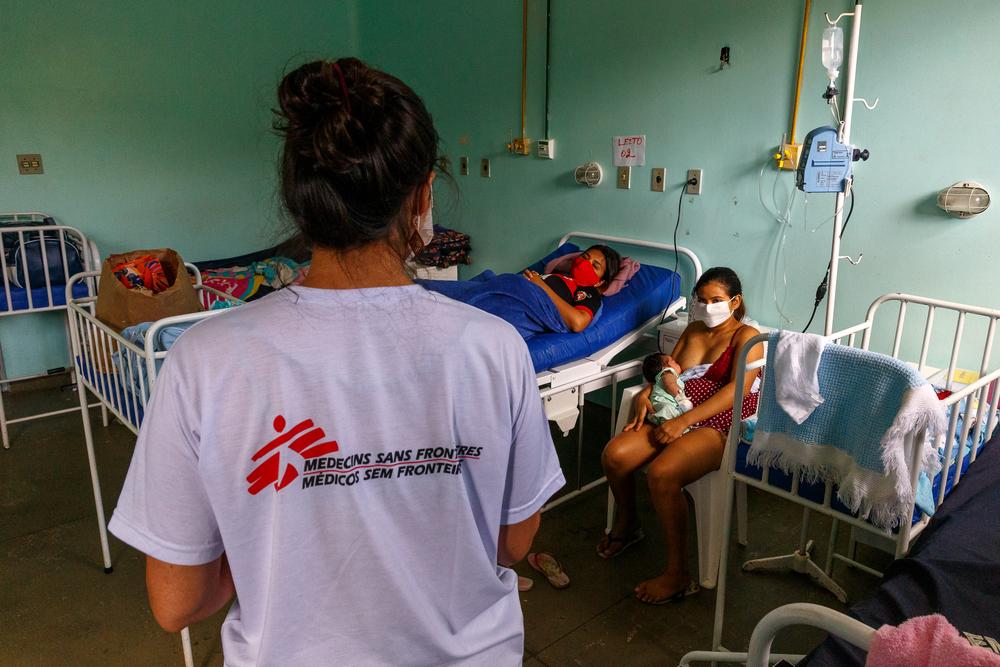 Colapso em Manaus afeta cidades do interior do Amazonas onde MSF atua